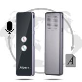 Aibecy em tempo real 2-way Instant Multi Language Translator com APP para viagens de negócios Viagens