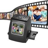 Scanner de filme 14MP / 22MP de alta resolução