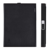 FPlife Fingerprint Lock Notebook with High-Quality PU Cover