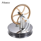 Aibecy Low Temperature Stirling Motor Motor Modelo Heat Steam Education Toy DIY Kit