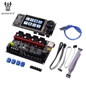 BIGTREETECH SKR E3 DIP V1.1 32Bit Control Board Motherboard with TFT24 TouchScreen Display Kits 3D Printer Parts for Ender-3