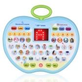 Игрушка для раннего обучения, обучающий планшет, компьютерная игрушка для малышей со светодиодным экраном, 8 режимов обучения, подарок для детей 3-6 лет