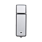 8GB USB Digital Audio Voice Recorder USB Disk Flash Drive Memory Stick 18 hours Recording Rechargeable for Office School