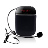 Portable Voice Amplifier for Teachers with Wired Microphone Headset