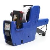 Однорядная 8-битная этикеточная машина для этикеток с этикеткой с этикеткой для этикеток с чернилами для рулона чернил для рекламы