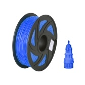 Aibecy Normal PLA 3D Printer Filament Eco-Friendly Printing Consumables 1.75mm Diameter 1kg(2.2lbs) Spool Dimensional Accuracy +/- 0.05mm
