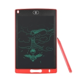 Pasta de desenho de tableta de escrita de LCD de 8.5 polegadas Memória de mensagens digitais Memorando placa gráfica Bloco de notas