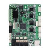 Placa-mãe para placa de controlador da Placa-mãe Criality CR-10 / 10Mini Impressora 3D Kit de montagem automática com porta USB e energia 12V