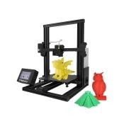 Jogo da impressora do Desktop 3D da elevada precisão de Tronxy XY-2 com o filamento de 10 medidores