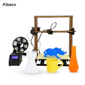 Aibecy CR-10 S5 00 * 500 * 500mm Montagem automática de alta precisão DIY i3 3D