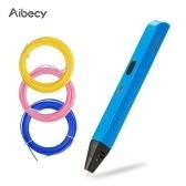 Aibecy RP600A Druk 3D Długopis Praca z ABS PLA Filament CE i FCC i ROHS i EMC Zatwierdzone