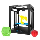 Two Trees Sapphire Plus CoreXY 3D Printer DIY Kit High Precision Ultra-Quiet Printing Large Print Size 300*300*350mm Support Auto Leveling Resume Print Filament Run Out Detection with 3.5 Inch Color Touchscreen Heated Bed 4G TF Card PLA Sample Filament 200g