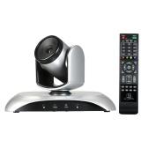Aibecy 1080P HD камера для видеоконференцсвязи 3-кратный оптический зум Широкоугольная веб-камера Поддерживается H.264 Жесткое сжатие Поворот на 355 ° Plug & Play с дистанционным управлением для видеоконференций Обучение Обучение
