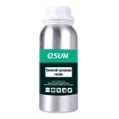Materiale in resina per stampante 3D resine per uso generico eSUN 500g