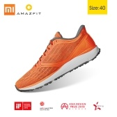 Original Xiaomi Amazfit Antelope Light Smart Shoes Anti-Shock Outdoor Hombres Mujeres Zapatillas deportivas Soporte de goma Smart Chip (no incluido) Mijia 38 39 40 41 42 43 44