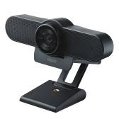 RAPOO C500 4K Webkamera USB PC Computer Webcam