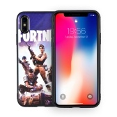 Caso de telefone fortnite protetora para iphone x