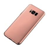 Tampa de smartphone suave ultra fina 2 em 1 capa de proteção de 360 graus para Samsung Galaxy S8 / S8 Plus