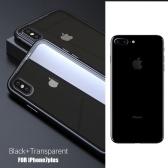 Metal-bordé de téléphone portable cas trempé verre magnétique adsorption protection Smartphone couverture pare-chocs de luxe cadre en aluminium cas pour Iphone 7p