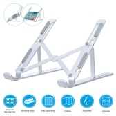 Laptop Stand Desktop Heightening Aluminum Alloy Foldable Portable Cooling Stand