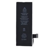 High Capacity Phone Relacement Battery For iPhone 5S 1560mAh 3.8V Mobile Phone Built-in Lithium Battery