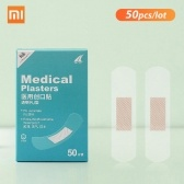 50Pcs/lot Xiaomi Huazhou Wound Plaster Adhesive Irregular Band Aid First Aid