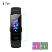 1 Pcs Relógio Inteligente Soft Film para HONOR Band 5 Screen Protector