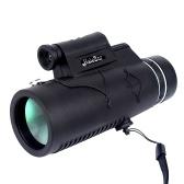 Télescope monoculaire à double foyer HaleBor 12X50