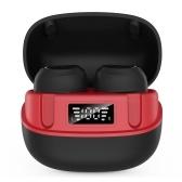 U6 TWS In-Ear-BT-Kopfhörer mit Touch-Control-Headsets für LCD-Digitalanzeige