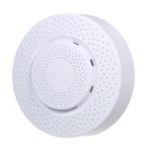 RSH-Air Box01 Tuya Wi-Fi Smart Air Box Температурный и влажностный детектор окружающей среды Умный монитор качества воздуха с детектором формальдегида ЛОС CO2 для умного дома
