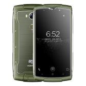 HOMTOM ZOJI Z7屋外のかわいいタフな電話IP68防水防塵5.0インチのHD 2GBのRAM + 16GBのROM