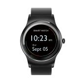 SMA Ronde Smart Watch 1.3 Pouces IPS Affichage MTK2503A Activité Tracker Appel Synchronisation Message Notification 300 mAh 128 Mo + 64 Mo Musique Contrôle À Distance Caméra