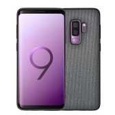 Cas de téléphone portable Shell Anti-rayures Absorption des chocs Couverture de protection arrière Housse de protection mince de téléphone léger pour Samsung Galaxy S9 / S9 Plus
