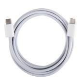 Cavo di ricarica rapida da USB Tipo C a USB Tipo C Cavo per dispositivi di tipo C Samsung xiaomi HUAWEI