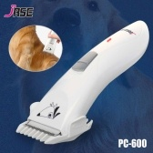 JASE犬用バリカンペットクリッパー低ノイズペットグルーミングツール充電式コードレス電気犬トリマープロフェッショナル犬用バリカン犬用静かなバリカン猫ペット