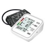 JZ-254A Монитор артериального давления в верхней части руки с большой манжетой / ЖК-дисплеем / режим для 2 пользователей / интеллектуальная голосовая функция Автоматический монитор АД / манжета АД / интеллектуальное устройство измерения артериального давления для обнаружения нерегулярного сердцебиения
