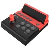ipega PG-9135 Gladiator -Мобильная версия Wireless BT Gamepad Беспроводной игровой контроллер для смартфона / планшета / Smart TV iOS 11.0 / Android 6.0 Black