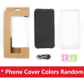 Telefone Cover Phone Screen Protector OTG Cabo 3 em 1 Gift Pack para UHANS MAX 2