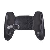 3 em 1 gamepad + suporte para telefone + joystick