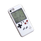 Classic Mobile Games Phone Cases Play Tetris for Apple 7P/8P Iphone Case Optional Size