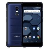 Poptel P10 4G téléphone portable IP68 étanche