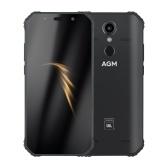 AGM A9 4GスマートフォンIP68防水3GB + 32GB