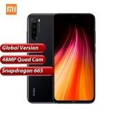 Global Version Xiaomi Redmi Note 8 Mobile Phone 4GB 64GB