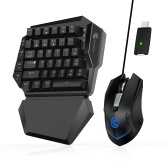 GameSir VX AimSwitch Combo Keypad and Mouse Combo Game Controller