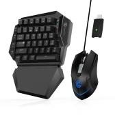 GameSir VX AimSwitch Combo Клавиатура и мышь Комбо игровой контроллер