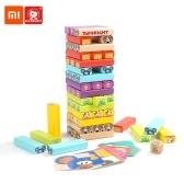 Xiaomi Youpin Topbright Твердые Деревянные Животные Каскадный Строительный Блок Игрушка Набор