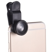 Zestaw uniwersalnych obiektywów do telefonów komórkowych