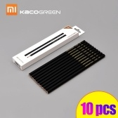 10pcs Xiaomi Kaco JOY HB Pencil Wooden Standard Pencils Black For Painting Writing Drawing Children Students School Office Stationery
