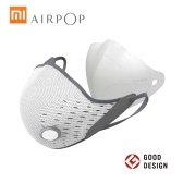 Xiaomi AirPOP Active Mouth Face Mask Anti-fog PM2.5 Anti-haze Anti-Dust Cycling Mask Breathable with Replaceable Filter Facial Protective Cover Masks for Unisex Men Women