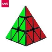 Xiaomi Youpin Deli Original 3x3x3 pyramid Magic Cube pyramid Cubo Magico professional Puzzle education toys for children